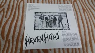 Hexenhouse1988A Tribute To InsanityACTUK