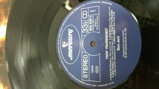 Bon Jovi19857800 FahrenheitMercuryGermany
