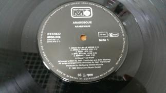 Arabesque1980Marigot BayMetronomeGermany