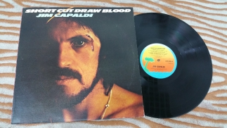 Jim Capaldi1975Short Cut Draw BloodIsland RecordsUK